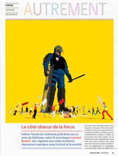 magazine Telerama