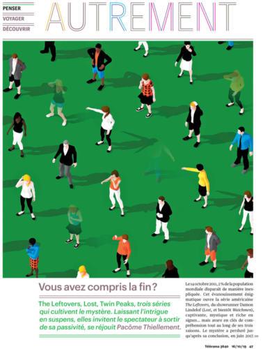 magazine Télérama